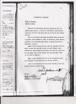 Affidavit of Marriage Rosa Smith Ulysses Jones Sr